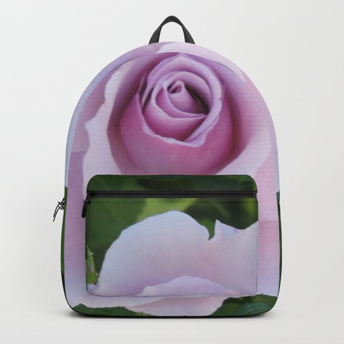 Bloom and Buds Paling to Purple Backpack