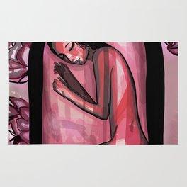 Rosé Rug