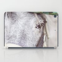 my little pony iPad Cases featuring My Little Pony by Amanda Stevens