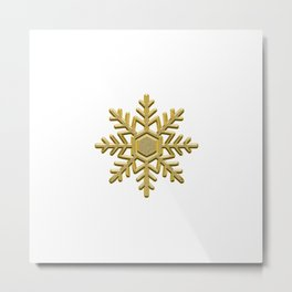 Christmas ornament #society6 #decor #buyart Metal Print