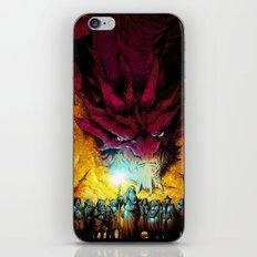The Hobbit iPhone & iPod Skin