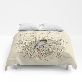 Hulk Smash Comforters