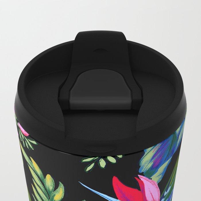 Jungle Vibe Metal Travel Mug