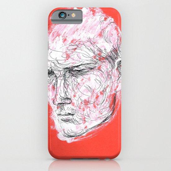 Dmitriy's head iPhone & iPod Case