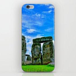 Stonehenge iPhone Skin