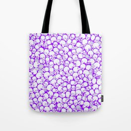 Gothic Crowd ULTRA VIOLET Tote Bag