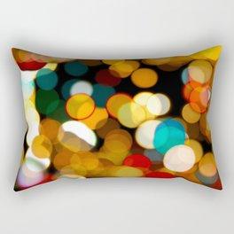 light blur Rectangular Pillow
