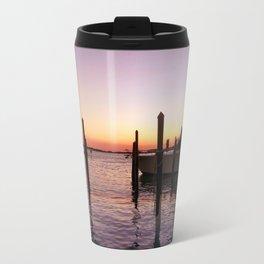 Sunset Reflection Travel Mug