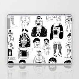 PEEPZ Laptop & iPad Skin