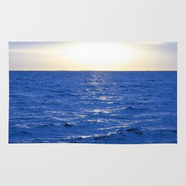 Heavenly Blues - Gagliano Photography Rug