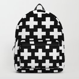 Swiss Cross W&B Backpack