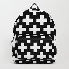 Swiss Cross W&B Backpack