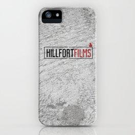 Hillfort Films iPhone Case
