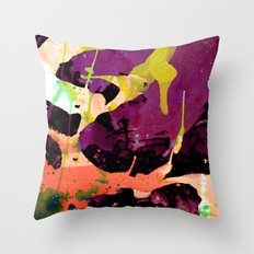 Canarias Throw Pillow
