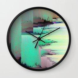 Selfie Drift Wall Clock
