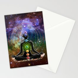 Chakra Bliss Stationery Cards