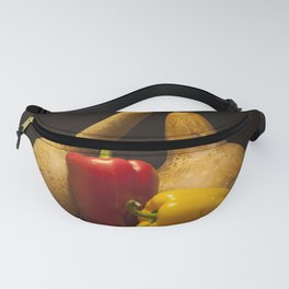 Vegetable Still life Fanny Pack
