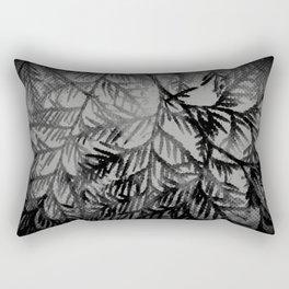 Tree | Trees | Beyond The Trees | Cedar Branches Rectangular Pillow