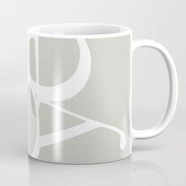 Grey II  #society6 #decor #buyart Coffee Mug