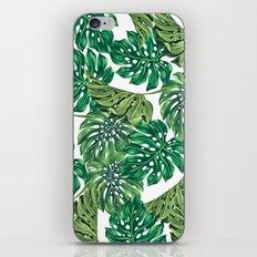tropical haven iPhone & iPod Skin