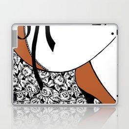 La femme n.19 Laptop & iPad Skin