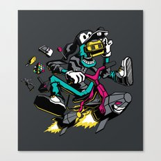 JOY RIDE! Canvas Print