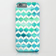 Ocean Rhythms and Mermaid's Tails iPhone 6 Slim Case