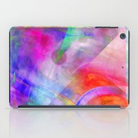 funky iPad Cases featuring Funky Art  by Christine baessler