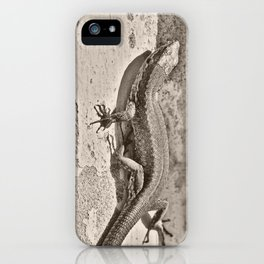 Tailing iPhone Case
