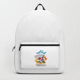 The great hammerhead shark T-Shirt makes a great gift for shark lover A unique shark live Wild thing Backpack