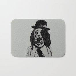 Dog Chaplin Bath Mat