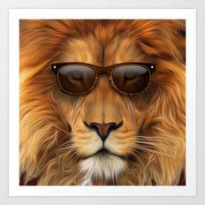 'king Cool MkII Art Print