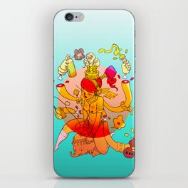 Naga Boo iPhone Skin