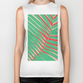 Tropical composition XII Biker Tank