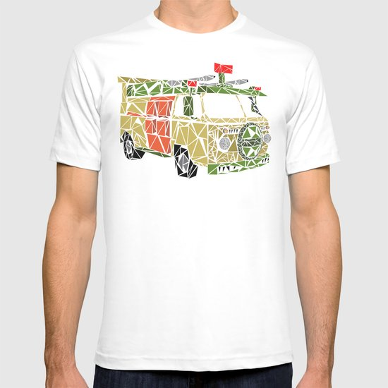 The Turtle Van T-shirt