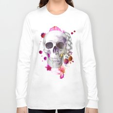 Braided Skull Long Sleeve T-shirt