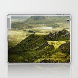 Isle of Skye, Scotland Laptop & iPad Skin