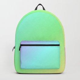 Pastel Rainbow Backpack