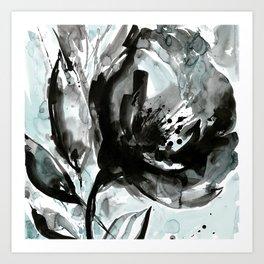 Organic Impressions No.600l by Kathy Morton Stanion Art Print