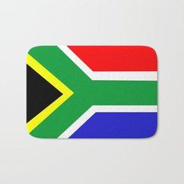 Flag of South Africa Bath Mat