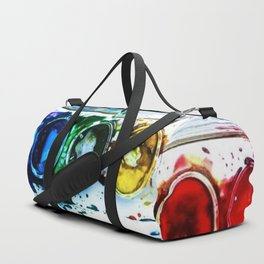 forrest's paint Duffle Bag