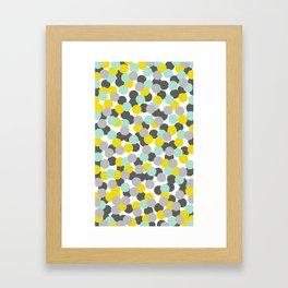 Polka Party 01 Framed Art Print