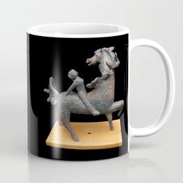 Horse and Girl Coffee Mug