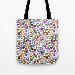 Rock Collection Tote Bag