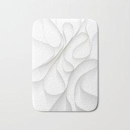 Paper Waves Bath Mat