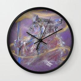 American Indian Spirit Guide Wall Clock
