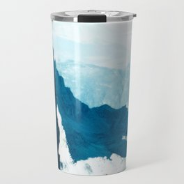 Almost there #Mountain #1 #art #society6 Travel Mug