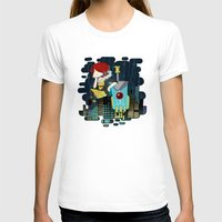 transistor T-shirts featuring Transistor Welcome to Cloudbank by Cycha