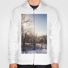 Frozen Countryside Hoody
