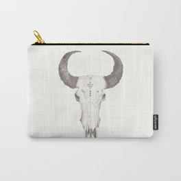 The Saint Goat Carry-All Pouch